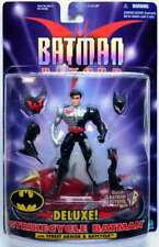 STRIKECYCLE BATMAN - DELUXE action figure - BATMAN BEYOND - Hasbro 2000