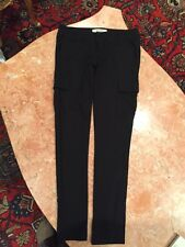 Women's American Rag BLACK PANTS With Side POCKETS SIZE 3