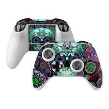 Xbox One S Controller Skin Kit - Sugar Skull Sombrero - DecalGirl Decal