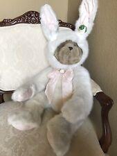 """Bearington Bears """"Giant The Bear's A Hare"""" 30"""" Collector Bear Plush NWT"""