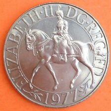 Elizabeth II  DG REG FD Commemorative Coin 1977 (2467)