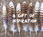 A gift of Inspiration by Liana