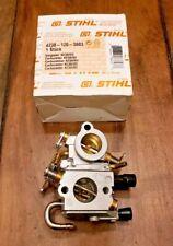 New Genuine Stihl Carburetor Ts410 Ts420 4238 120 0603 Oem