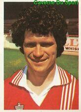 347 IAN FLEMING ABERDEEN.FC SCOTLAND STICKER FOOTBALL 1980 BENJAMIN RARE NEW