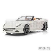 1:18 Ferrari Diecast Models Bburago Cars LaFarrari, California, 488 GTB, 348ts