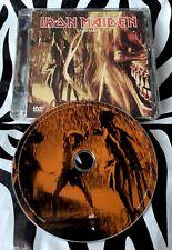 Iron Maiden - Rainmaker Rare DVD CD Single