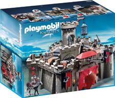 PLAYMOBIL Knights Ritter Burg mit Spielfiguren Kinder Minifiguren Spielzeug NEU