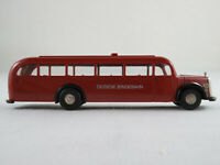 "Brekina 5020 Mercedes-Benz O 5000 Bahnbus (1948) ""DEUTSCHE BUNDESBAHN"" 1:87/H0"