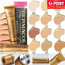 Dermacol Make Up Cover Liquid Foundation High Covering Film Studio Cosmetics 30g
