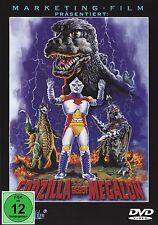 Godzilla gegen Megalon , DVD , NEU und verschweißt !