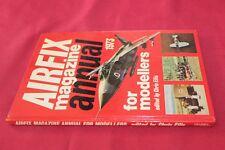 AIRFIX MAGAZINE ANNUAL FOR MODELLERS 1973 CHRIS ELLIS