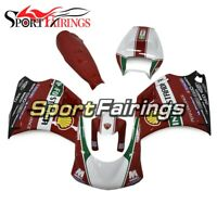 Body Frames for Ducati 748 916 996 998 1996 2002 Fiberglass Fairings - Red White