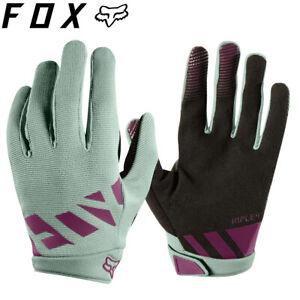 Fox RIPLEY Womens MTB Gloves - Sage Green - Sizes S M L