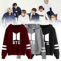 KPOP BTS Bangtan Boys JIMIN V SUGA Rap Sweatshirt Hoodie Sweater Tops Unisex