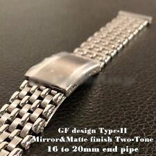 GF design StainlessSteel Rice Bracelet Type-2 16-20mm by PRIVATE EYES Co