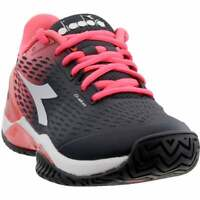 Diadora Speed Blushield 2 AG  Casual Other Sport  Shoes - Black - Womens