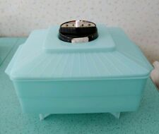 Vintage Rexall Humidifier Mister Model X-665 Turquoise Aqua As Is Powers On