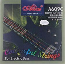 Alice 1 Set colorato e Corde per basso 609 C
