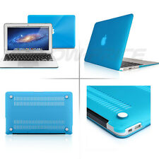 Soft Touch Rubberized Hard Case Cover For Macbook Air 11'' 11.6'' Laptop Shell