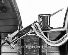 USAAF WW2 B-17 Bomber Nine-O-Nine Waist Gun #8 8x10 Photo 91st BG