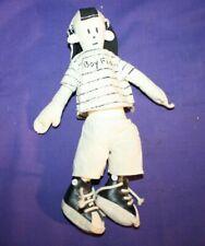 "Fido Dido Plush 9"" Doll BOY FIDO 1985"