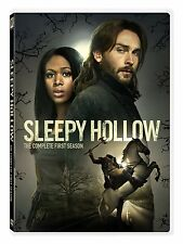 Sleepy Hollow . The Complete Season One . 1. Staffel . Tom Mison . 4 DVD . NEU