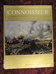 CONNOISSEUR magazine September 1958 John Constable