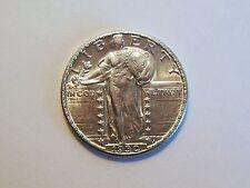 *WOW* 1930-P CH BU Silver Standing Liberty Quarter, Super High Grade/Luster Coin