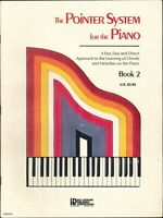 Pointer System For Piano Book 2 1959 Fast Easy Sustain Pedal Minor Chords Rhythm