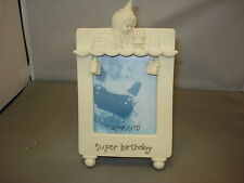 Snowbabies Super Birthday Picture Frame 67801