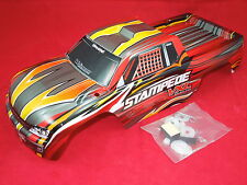 TRAXXAS STAMPEDE (RED)  VXL BODY 2wd  NEW XL-5 brushless velineon