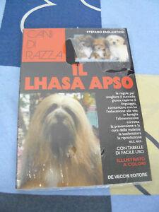 Il Lhasa Apso Cani di Razza Stefano Paolantoni