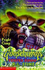 Good, Fright Camp (Goosebumps 2000), Stine, R. L., Book