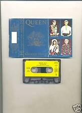 QUEEN-GREATEST HITS II-RARE CROATIAN MUSIC CASSETTE '91