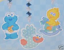 Sesame Street Beginnings Dangling Decorations   3 Count