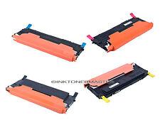 4 PK TONER CARTRIDGE SAMSUNG 407 CLP-320 CLP-320N CLP-325W CLX-3180 CLX-3185FN