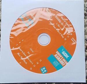 ROCK & METAL BALLADS KARAOKE CDGM MULTIPLEX 8+8 - SDK9033 SCORPIONS,EUROPE MUSIC