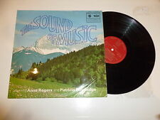 The Sound Of Music - Original 1966 UK MONO RCA  LP soundtrack