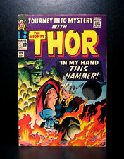 COMICS: Marvel: Journey into Mystery: Thor #120 (1965), Absorbing Man app - RARE