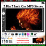 7''2 DIN Touch screen Autoradio Bluetooth Link Specchio MP5 AUX/TF/FM/USB Stereo