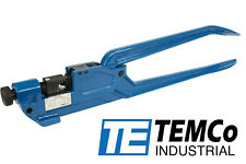 Temco Dieless Indent Lug Crimper Tool Electrical Battery Terminal Cable Wire