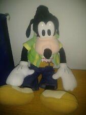 Talking Goofy Make Me Laugh Puppet Full Body Disney Plush Toy Stuffed Animal