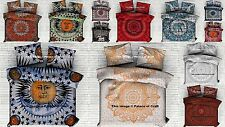 5 Pc Indian Handmade Cotton Wholesale Lot Duvet Cover Doona Cover Quilt Cover
