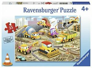 Ravensburger 08620 Raise The Roof! Jigsaw Puzzles