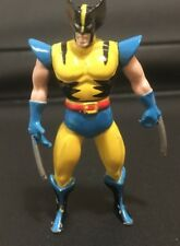 Lot 90's X-Men Mini Figures Cyclops Wolverine Beast Marvel Pre Legend Gift Rare