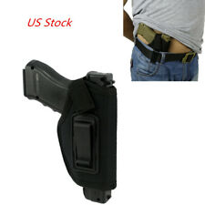 US Stock Concealed Belt Holster IWB Holster for All Compact Subcompact Pistol BK