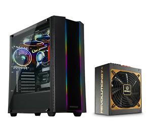 Enermax Makashi MK50 II aRGB Full Tower + 80+ Gold 850W PSU - Refurbished