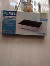 Zyxel Gateway Wireless and ADSL modem