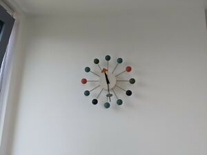 George Nelson Ball Clock by Vitra