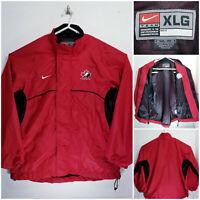 Nike Hockey Canada Mens XL Jacket Full Zip Team Canada Red